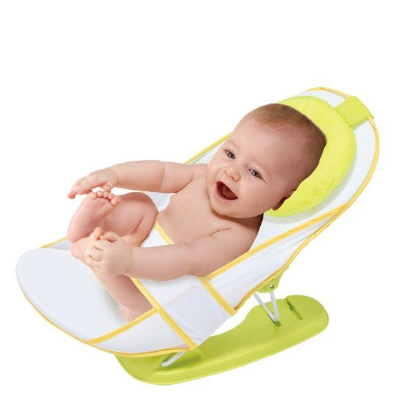 ベビーバスチェア バスベッド ドーナツ シンセーインターナショナル キスベビー 赤ちゃん ベビー マタニティ 出産 沐浴 衛生 お風呂 リクライニング 持ち運び|pinkybabys|05