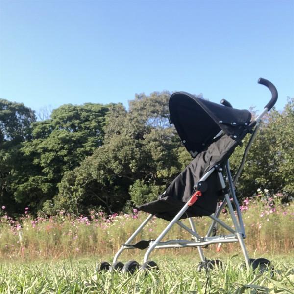 ベビーカー CKバギー ブラック クールキッズ COOLKIDS ストローラー ベビーバギー 赤ちゃん ベビー baby 7ヶ月からOK 超軽量 背面式 コンパクト 人気 帰省|pinkybabys|05