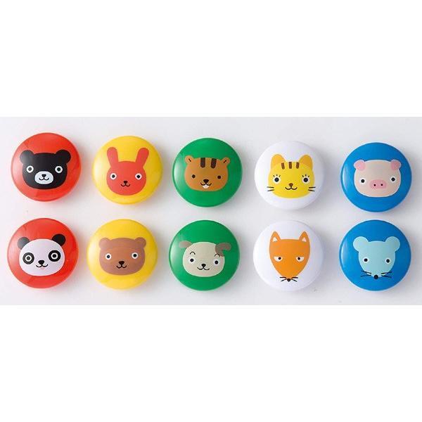 知育玩具 くろくまくんの絵あわせあそび マグネットでぴったん! くもん出版 KUMON おもちゃ パズル 指先 色合わせ ベビー キッズ 誕生日 ギフト プレゼント pinkybabys 04