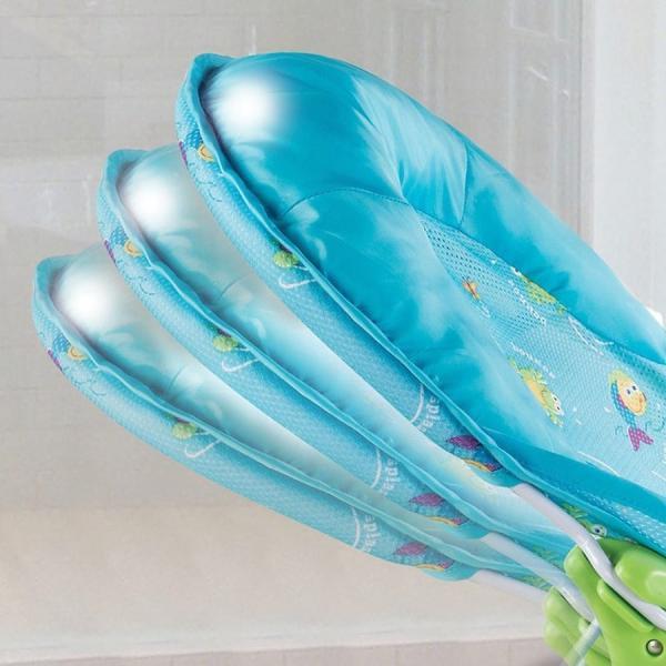 ベビーバスチェア NEW ソフトバスチェア スプラッシュ バスチェア Bath chair おふろ お風呂 オフロ 子供用 幼児用 ソフト 入浴 バスチェアー 日本育児 pinkybabys 02