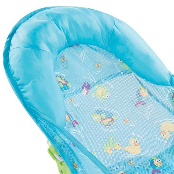 ベビーバスチェア NEW ソフトバスチェア スプラッシュ バスチェア Bath chair おふろ お風呂 オフロ 子供用 幼児用 ソフト 入浴 バスチェアー 日本育児 pinkybabys 03