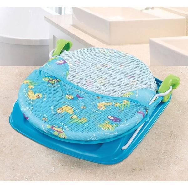ベビーバスチェア NEW ソフトバスチェア スプラッシュ バスチェア Bath chair おふろ お風呂 オフロ 子供用 幼児用 ソフト 入浴 バスチェアー 日本育児 pinkybabys 04