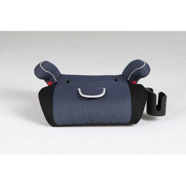 チャイルドシート ハイバックブースターEC2 Air ブルーデニム 日本育児 ジュニアシート 子ども 1歳から お出かけ シートベルト 一部地域送料無料|pinkybabys|06