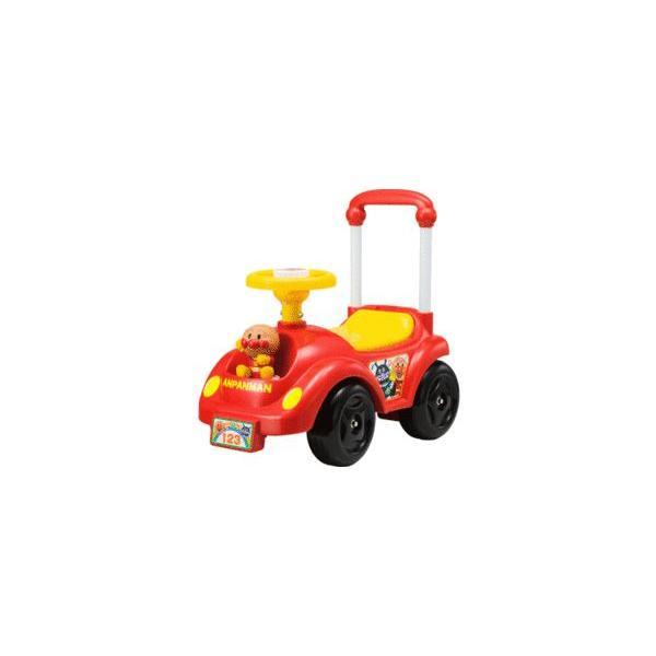 乗用玩具 NEWメロディアンパンマンカー アガツマ agatsuma Anpanman 室内 三輪車 バランスバイク 遊具 おもちゃ toys ギフト gift  誕生日プレゼント 安全 人気*|pinkybabys|03