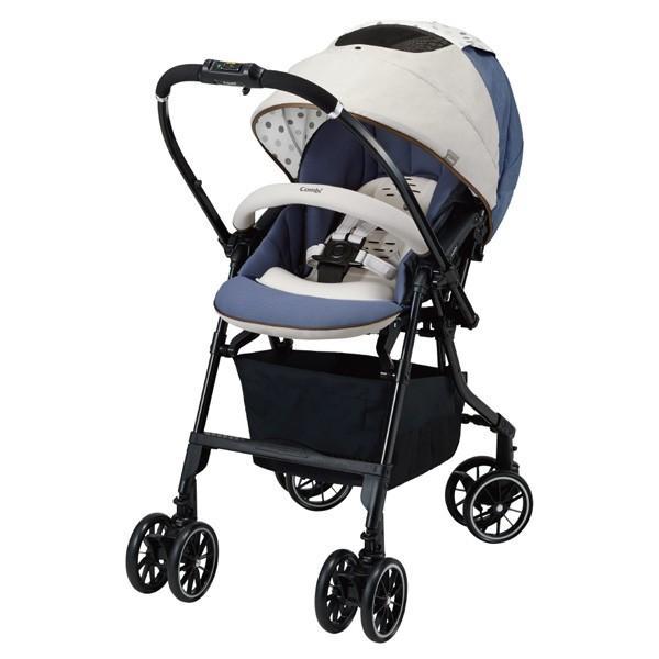 在庫限り 特別価格 ベビーカー A型 メチャカルハンディ オート4キャス エッグショック HG スノーホワイト コンビ めちゃかる 赤ちゃん 一部地域送料無料|pinkybabys|02