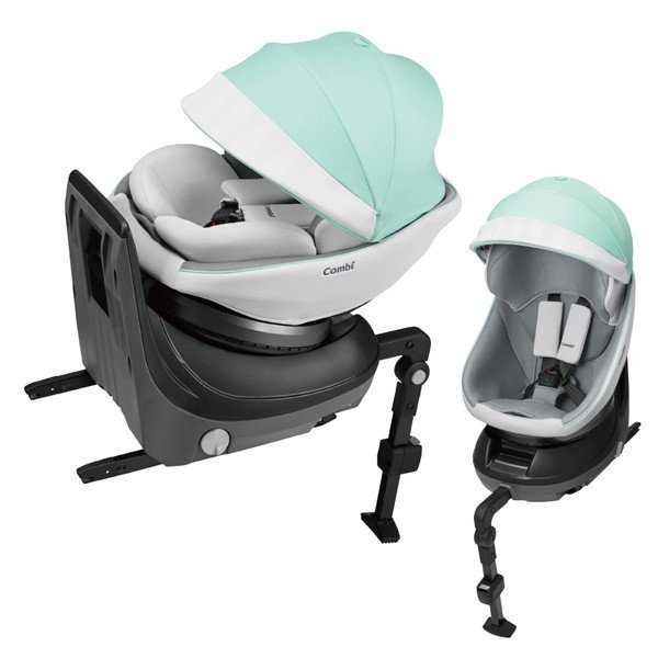 チャイルドシート クルムーヴ スマート ISOFIX エッグショック JL-590 コンビ 新生児 ベビー baby 赤ちゃん child 回転式 車 カーシート 一部送料無料 帰省 pinkybabys 02