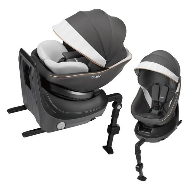 チャイルドシート クルムーヴ スマート ISOFIX エッグショック JL-590 コンビ 新生児 ベビー baby 赤ちゃん child 回転式 車 カーシート 一部送料無料 帰省 pinkybabys 04