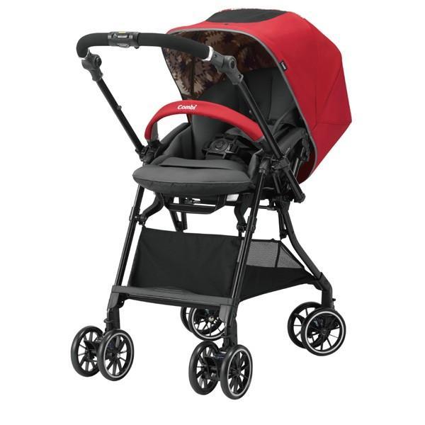 ベビーカー A型 ホワイトレーベル スゴカルアルファ 4キャス コンパクト エッグショック HT590 コンビ 赤ちゃん 孫 baby ストローラー 出産祝 一部地域 送料無料 pinkybabys 04