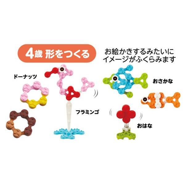 ブロック ジョイズ ファースト JOIZ First ピープル 知育玩具 おもちゃ 新感覚 キッズ 3歳 男の子 女の子 誕生日 プレゼント ギフト|pinkybabys|04