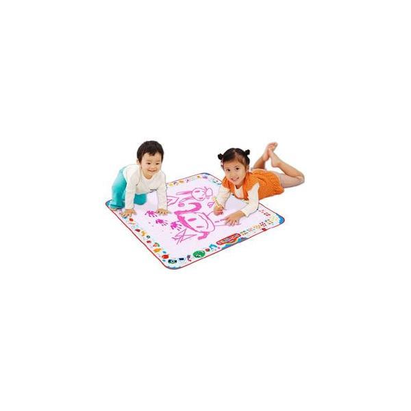 子供用お絵かき スイスイおえかき 赤 パイロットインキ PILOT おもちゃ toys ギフト gift 水でおえかき 汚れない らくがき 出産祝い 誕生日 安心 安全 知育玩具|pinkybabys