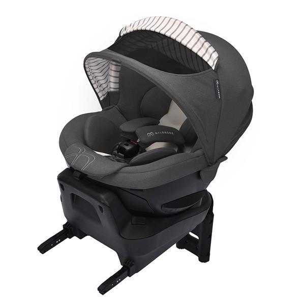 チャイルドシート クルット5i プレミアム カーメイト 出産 回転 くるっと kurutto 赤ちゃん 新生児 一部地域送料無料 せおってクッションおまけ 限定特別価格|pinkybabys|02
