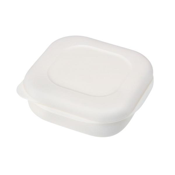 マーナ料理調理グッズ時短おすすめ人気K745WWH極冷凍ごはん容器513