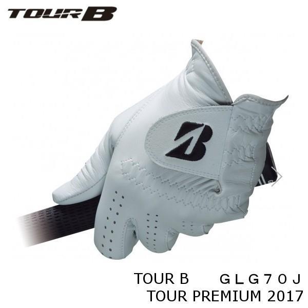 ブリヂストンゴルフ天然皮革プロモデルグローブGLG70JTOURBプレミアムGLOVE/BRIDGESTONEGOLF