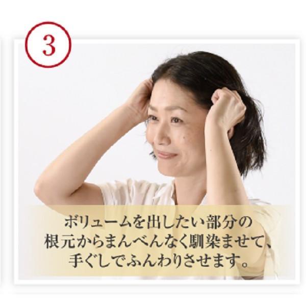 髪 ボリュームアップ スタイリング剤 ふんわり美人 80g(約1ヶ月分) 整髪剤 馬プラセンタ配合 エイジングケア 送料無料|pirika-shop|12