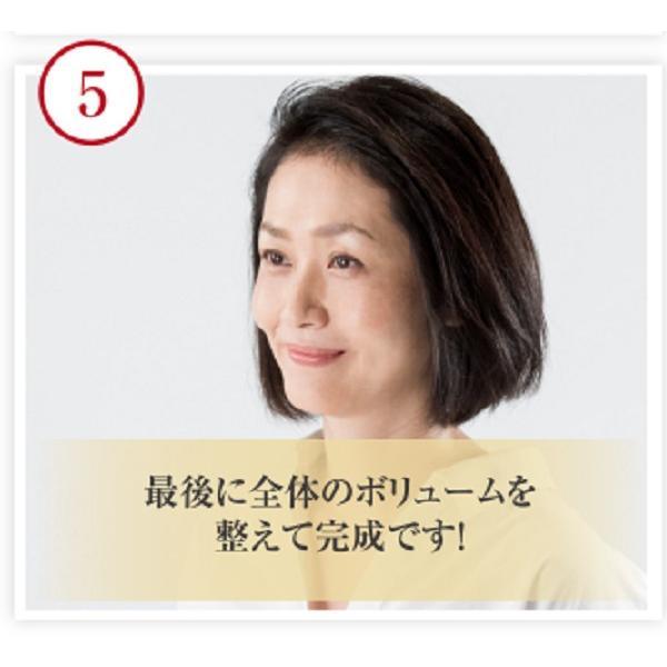 髪 ボリュームアップ スタイリング剤 ふんわり美人 80g(約1ヶ月分) 整髪剤 馬プラセンタ配合 エイジングケア 送料無料|pirika-shop|14