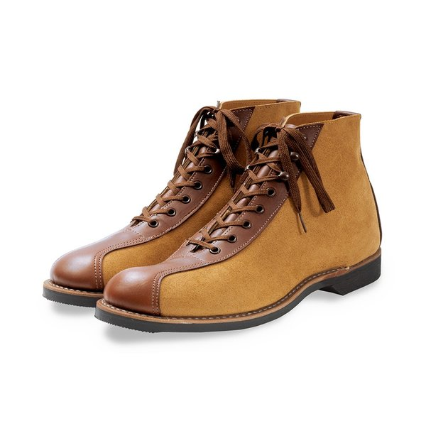RED WING 8827 1920s Outing Boot  レッドウイング 8827 1920s アウティング・ブーツ ホーソーン ミュールスキナー & ティーク フェザーストーン|pistacchio