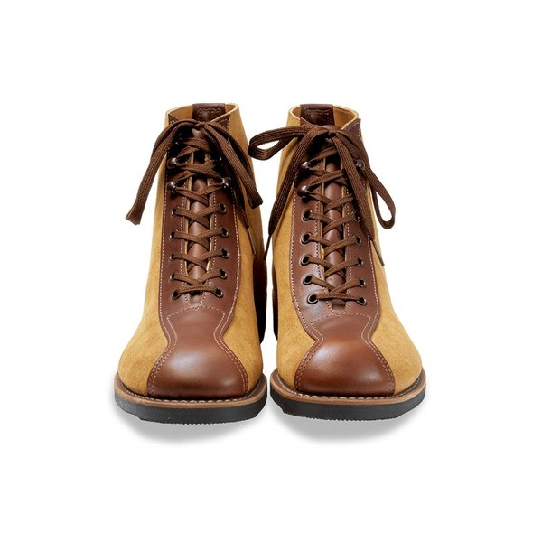 RED WING 8827 1920s Outing Boot  レッドウイング 8827 1920s アウティング・ブーツ ホーソーン ミュールスキナー & ティーク フェザーストーン|pistacchio|02