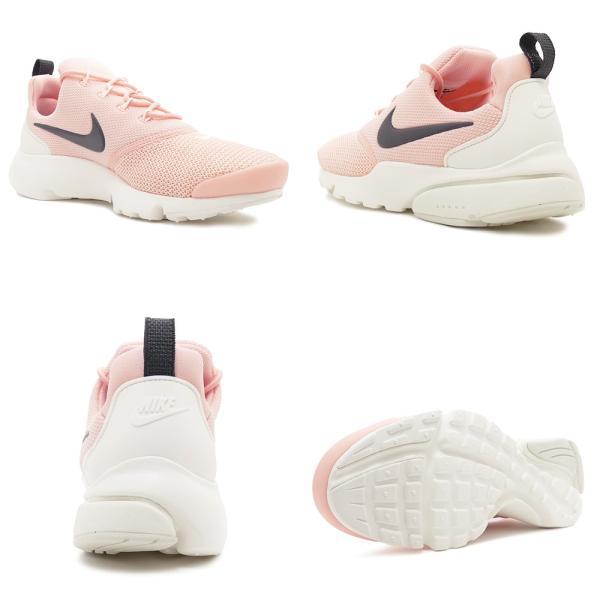 スニーカー ナイキ NIKE ウィメンズプレストフライ ピンク/ホワイト メンズ レディース シューズ 靴 18FA|pistacchio|03