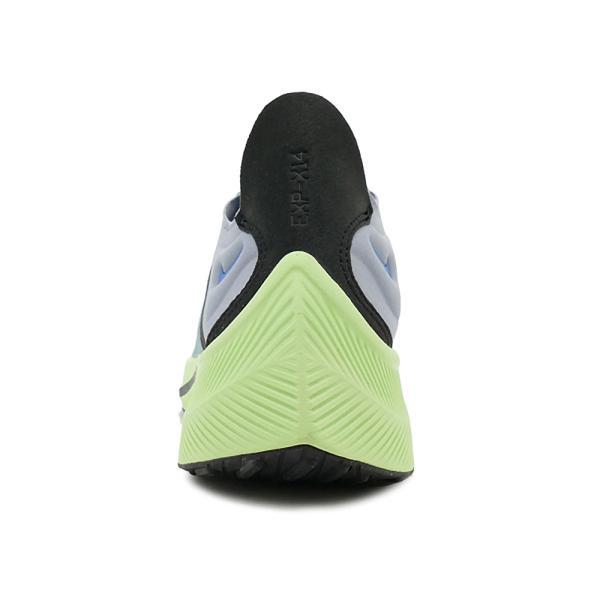 スニーカー ナイキ NIKE EXP-X14 ブルー/グレー/ブラック/ボルト メンズ レディース シューズ 靴 18FA|pistacchio|03