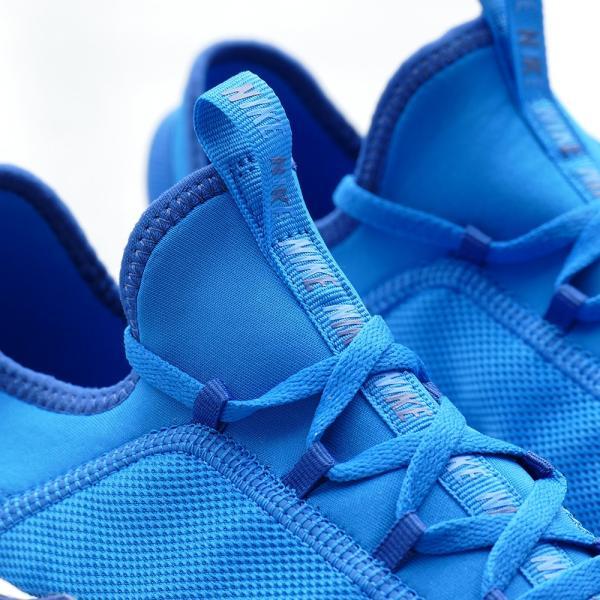 NIKE SHIFT ONE【ナイキ シフトワン】blue nebula/gym blue-black-white(ブルーネビュラ/ジムブルー/ブラック/ホワイト)AO1733-400 18SU|pistacchio|06