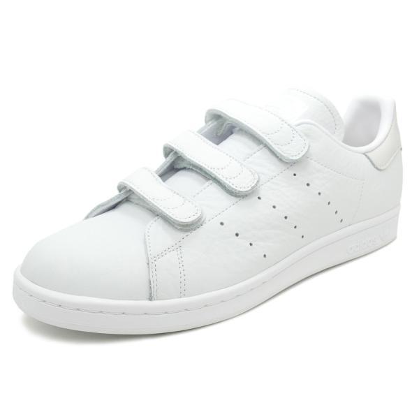adidas Originals STAN SMITH CF【アディダス オリジナルス スタンスミスコンフォート】running white(ランニングホワイト)CQ2632 18SS|pistacchio