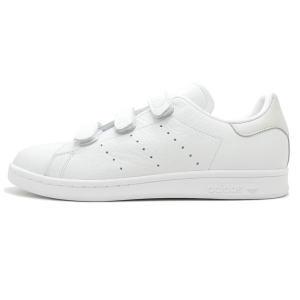 adidas Originals STAN SMITH CF【アディダス オリジナルス スタンスミスコンフォート】running white(ランニングホワイト)CQ2632 18SS|pistacchio|02