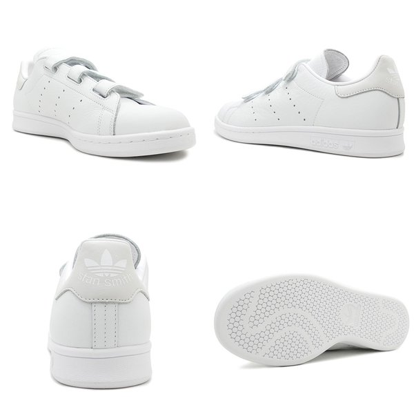adidas Originals STAN SMITH CF【アディダス オリジナルス スタンスミスコンフォート】running white(ランニングホワイト)CQ2632 18SS|pistacchio|03