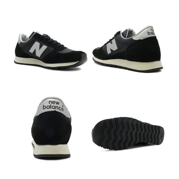 スニーカー ニューバランス NEW BALANCE MNCSKS ブラック/シルバー NB メンズ レディース シューズ 靴 18FW|pistacchio|03
