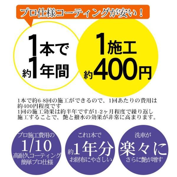 洗車 イオンコーティング剤 PANDORA 200ml 日本製 超撥水+驚艶 防汚コーティング メンテナンス剤 スプレーしてさっと拭くだけ、簡単施工イベント 洗車 ガラス|pit-life|08