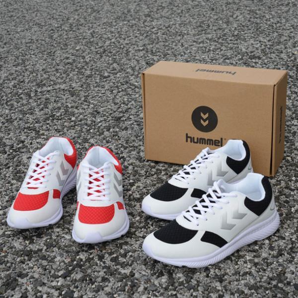 ハンデヴィットHANDEWITT hummel ヒュンメル カジュアルシューズスニーカーメンズレディース靴(HM206731)