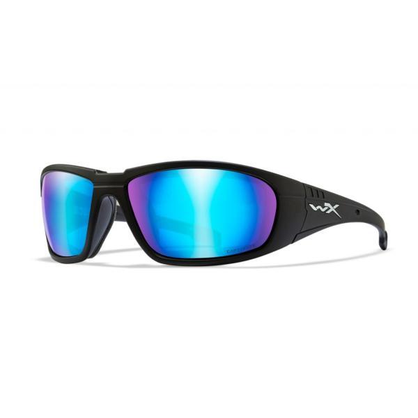 WileyX(ワイリーX)WX BOSS 09 Blue Mirror