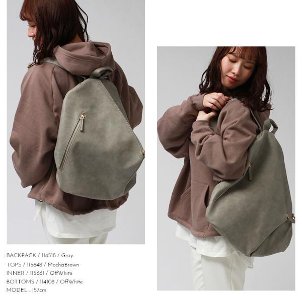 リュック レディース A4 大人 黒 おしゃれ 通学 バッグ ナップサック リュックサック かわいい バックパック デイパック ママバッグ 通勤 大きいサイズ bag|plaisir-shop|10
