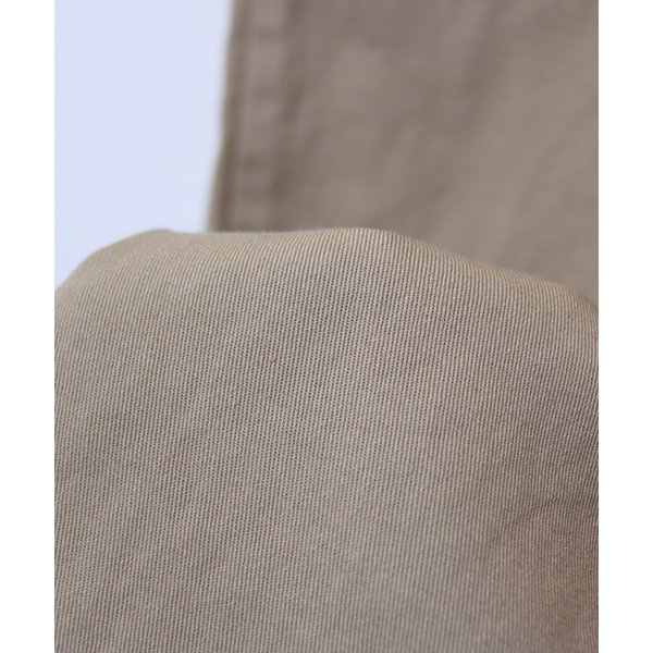 サロペット レディース メール便c 送料無料 オールインワン レディース 大きいサイズ ワイドパンツ 2way レースアップ 綿 ツイル ハイウエスト|plaisir-shop|19