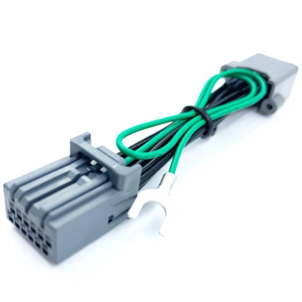 ハスラーR2.1〜 MR52S・92S 全方位モニター付 99000-79CB5(CN-RZ853ZA)用走行中 TV&DVDが見れるテレナビキット