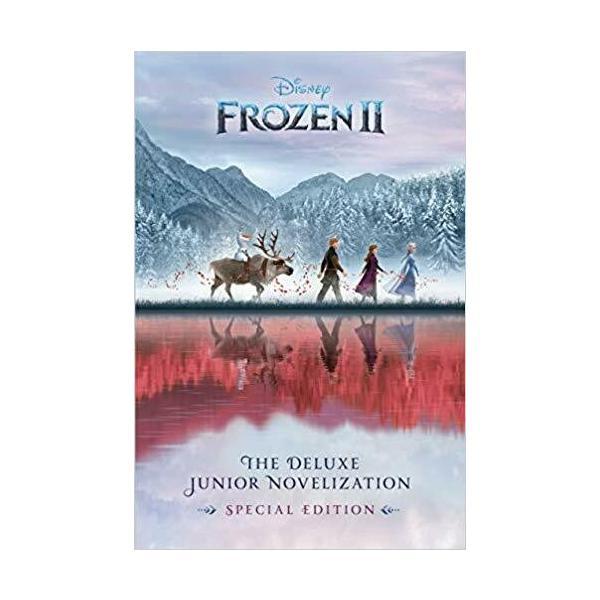 アナと雪の女王2 The Deluxe Junior Novelization ジュニア用 小説