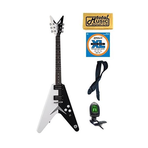 ディーンDean Michael Schenker Standard Guitar, MS STD, Bundle|planetdream-sports