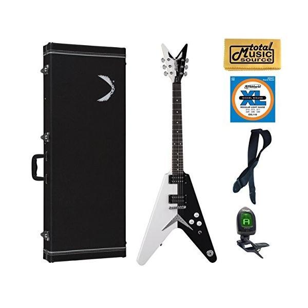 ディーンDean Michael Schenker Standard Guitar, MS STD, Case Bundle|planetdream-sports