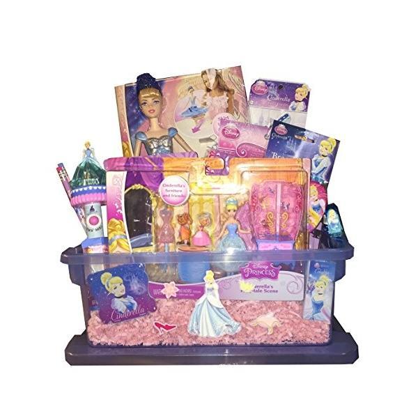 シンデレラdisney princess cinderella ultimate gift basket featuring