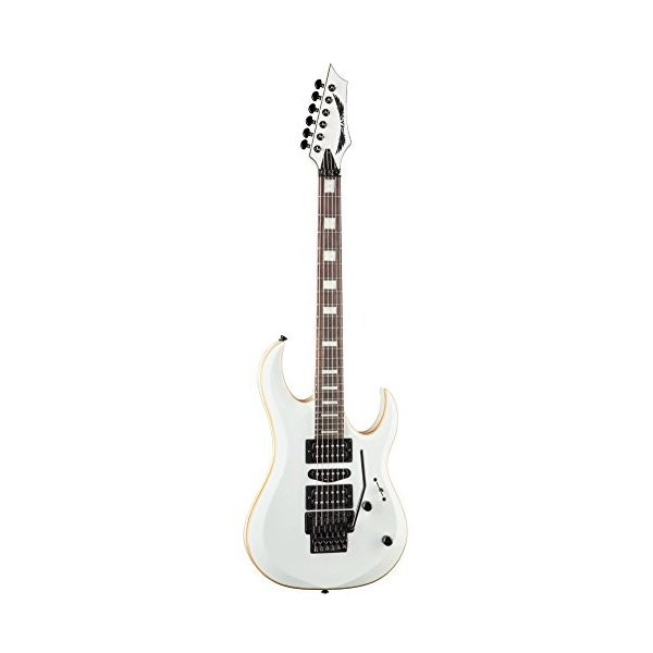 ディーンDean Guitars MAB3 CWH Michael Batio Solid-Body Guitar, Classic White, Bundle|planetdream|02