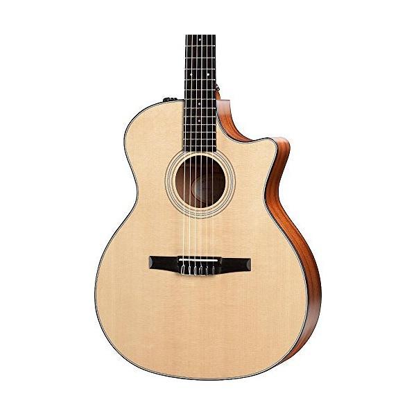 テイラーギターTaylor 314ce-N Nylon String Grand Auditorium Acoustic Guitar , Sapele|planetdream
