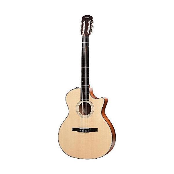 テイラーギターTaylor 314ce-N Nylon String Grand Auditorium Acoustic Guitar , Sapele|planetdream|02