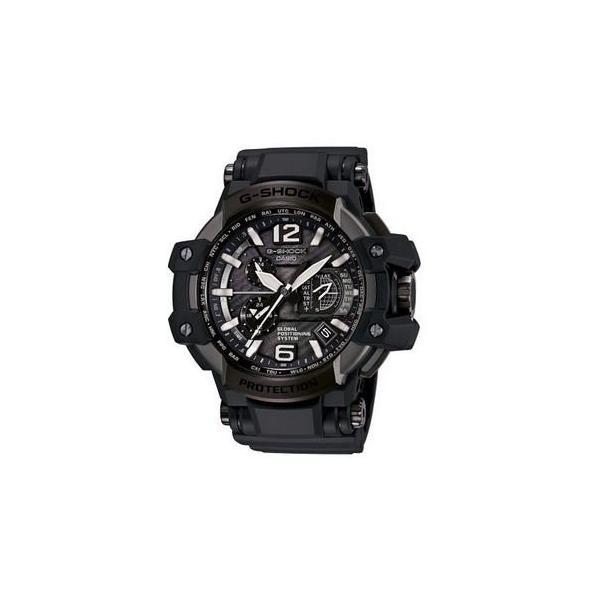 【当店1年保証】カシオCasio G-Shock Gravity Master Black Dial Multi Solar Watch GPW1000T-1A|planetdream
