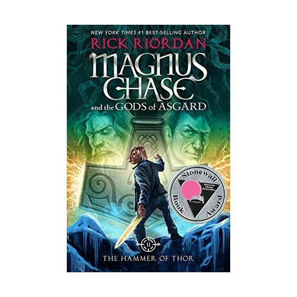 プラネットドリーム 海外製絵本magnus chase and the gods of asgard