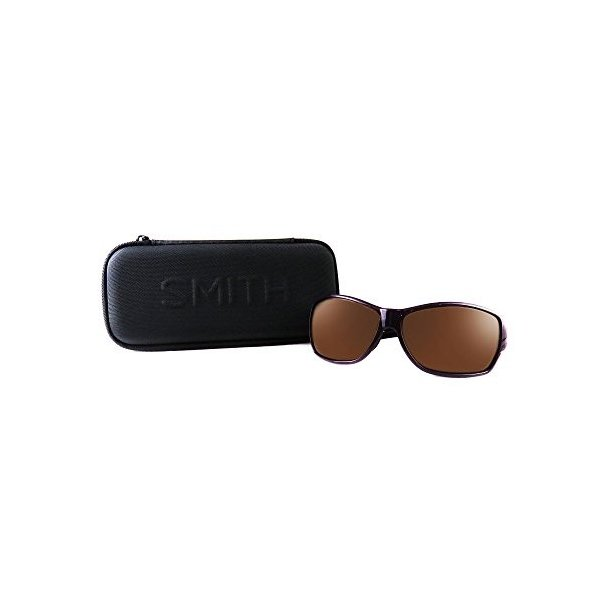 d5263bbf029 スミスSmith Optics Women s Pace Chroma Pop Polarized Sunglasses (Brown Lens)