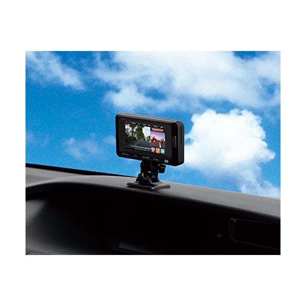 コムテック CB-R01 ドライブレコーダー × レーダー探知機 一体型 フルHD高画質 データ更新無料 GPS搭載 CB-R01 planetearth 03