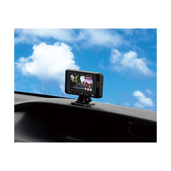 コムテック CB-R01 ドライブレコーダー × レーダー探知機 一体型 フルHD高画質 データ更新無料 GPS搭載 CB-R01 planetearth 04