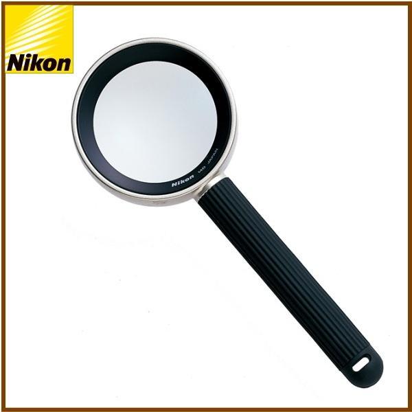 ルーペ 拡大鏡 3.5倍(14D) マルチコート ニコン Nikon 正規品