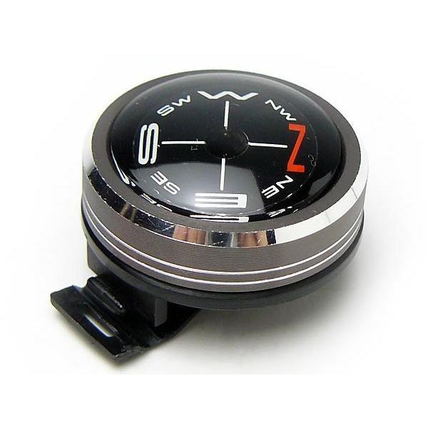 コンパス 方位磁石 方位磁針 時計バンドにつける G-800 日本製 クリアー光学