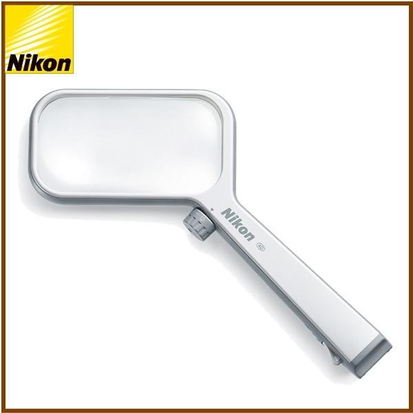 ルーペ LEDライト付 拡大鏡 1.5倍(4D) ニコン Nikon 正規品