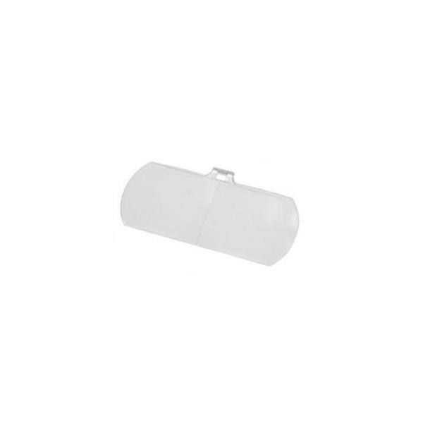 【LH-30・LH-40専用】メガネ型ルーペの交換レンズ 1.6倍・2倍から選択 キズ防止コート付レンズ 日本製